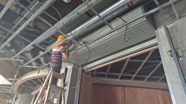 專賣店裝修消防設計消防報建